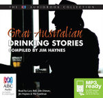 Great Australian Drinking Stories (MP3) - Jim Haynes