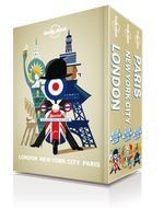 London / New York City / Paris  : Lonely Planet : City Box Set (Limited Edition) - Lonely Planet