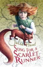 Song for a Scarlet Runner - Julie Hunt