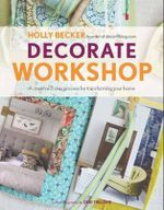 Decorate Workshop - Holly Becker