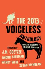 The 2013 Voiceless Anthology -  Voiceless