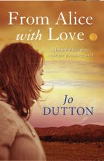 From Alice With Love - Jo Dutton