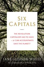 Six Capitals : The revolution capitalism has to have--or can accountants save the planet? - Jane Gleeson-White