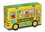 Sesame Street Slipcase with wheels - The Five Mile Press