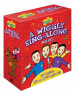 Wiggly Sing-Along Box Set - The Five Mile Press