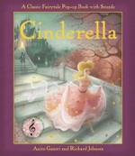 Cinderella : Pop-Up Hardcover Book with Sounds - Anita Ganeri
