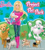 Barbie Project Pet Park  : Decorate pop-ups with stickers - Digest Reader's