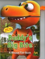 Dinosaur Train Snappy - Buddy's Big Bite - Digest Reader's