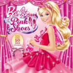 Barbie in the Pink Shoes Storybook - Mattel