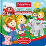 Fisher-Price Farm Fun! Surprise Pop Up Book - Five Mile Press The
