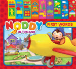 Noddy Tabbed Board Book : First Words - The Five Mile Press