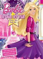 Barbie : Star Style Dress Up Doll Kit : Get ready for the pink carpet with these stylish press-outs! - Mattel Inc.