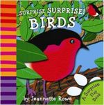 Surprise! Surprise! Birds - Jeannette Rowe