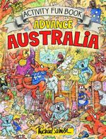 Advance Australia Fair Activity Book - Michael Salmon