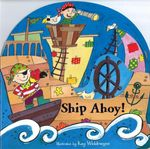 Ship Ahoy! Die Cut - Brimax
