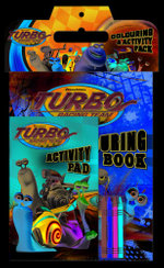 Turbo Activity Pack - The Five Mile Press