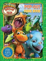 Dinosaur Train Pop Out Mask Book : Includes 8 masks for you to colour in & wear! - The Five Mile Press