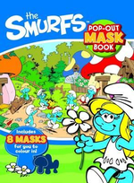 The Smurfs Mask Book - The Five Mile Press