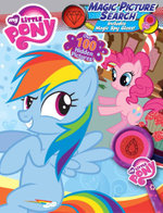 My Little Pony Magic Picture Search - The Five Mile Press