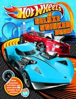 Hot Wheels : Deluxe Sticker Book - The Five Mile Press