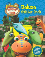 Dinosaur Train : Deluxe Sticker Book - The Five Mile Press