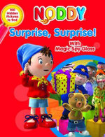 Noddy Magic Picture Search Book - The Five Mile Press