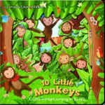 Ten Little Monkeys - Laura Watkins