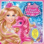 Barbie : The Pearl Princess : With Over 50 Mini Stickers! - Mattel Inc.
