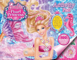 Barbie The Pearl Princess Mega Activity Pad - The Five Mile Press