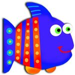 Fishy Friends : Nibbler - Jeannette Rowe