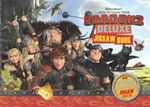 How to Train Your Dragon 2 : Deluxe Jigsaw Book - DreamWorks