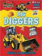 Extreme Machine Activity Book : Big Diggers - Autumn Publishing