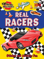Extreme Machine Activity Book : Real Racers - Autumn Publishing