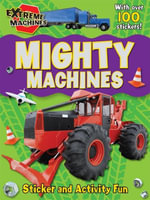 Extreme Machine Activity Book : Mighty Machines - Autumn Publishing