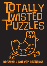 Totally Twisted Puzzles : Chickens - Autumn Publishing