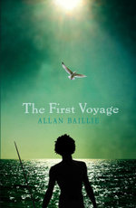 The First Voyage - Allan Baillie