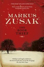 The Book Thief : Order Now For Your Chance to Win!*  - Markus Zusak