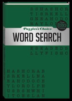 Word Search Puzzlers' Choice