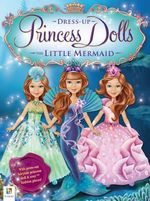Little Mermaid Princess Dress Up Doll