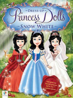 Snow White Princess Dress Up Doll