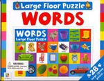Words Large Floor Puzzle : Large Floor Puzzles