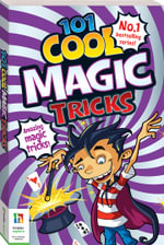 101 Cool Magic Tricks : Glen Singleton's Cool Series - Glen Singleton