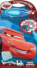 Imagine Ink Water Surprise Pixar Cars
