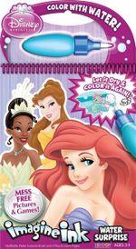 Imagine Ink Water Surprise Disney Princess : Disney Princess