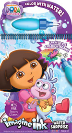 Dora the Explorer  : Imagine Ink Water Surprise
