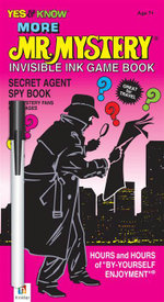 More Mr Mystery Invisible Game Book : Mr Mystery
