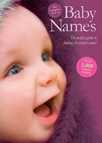 The Complete A-Z of Baby Names