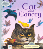 Cat and Canary : Silver Tales - Michael Foreman