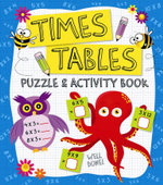 Times Tables Puzzles and Activity Book