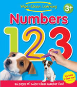 Numbers 123 Wipe Clean Learning